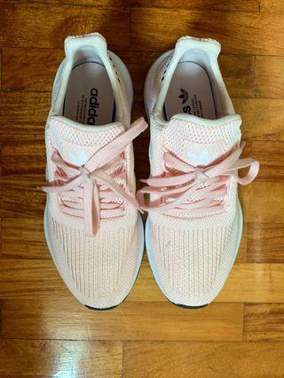 Pink Adidas Swift Run Women's
