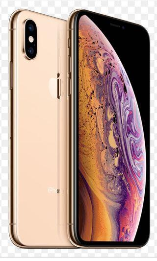 iPhone XS Gold 64GB (BNIB)