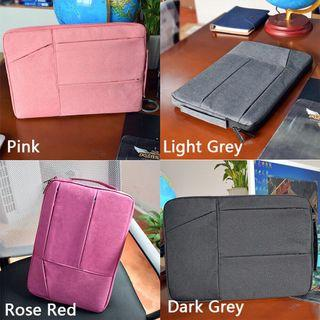Laptop Canvas Sleeves Bag (4 colours)