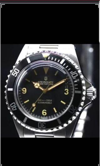 👀 For a pre own Steinhart Explorer 39mm Limited Edition