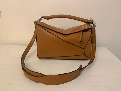 LOEWE Large Puzzle Bag