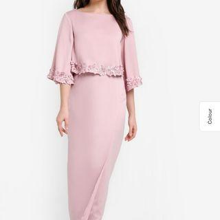 Zalia Dress Pink (M)