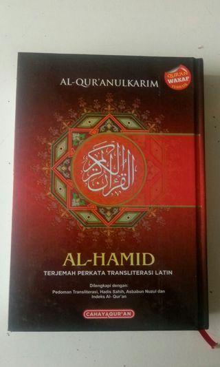 Qur'an terjemah.dan laten