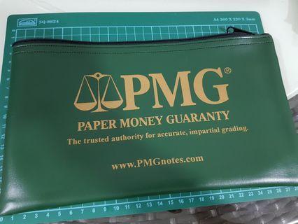 Pmg graded notes bag