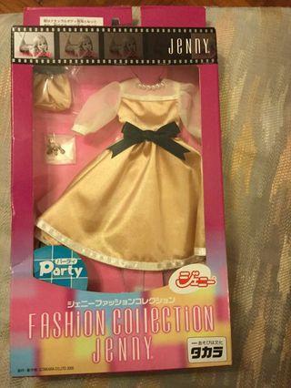Jenny 公仔 party clothing 衫