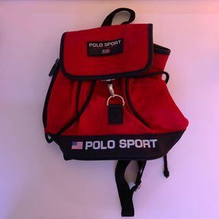 Vintage Polo Bag