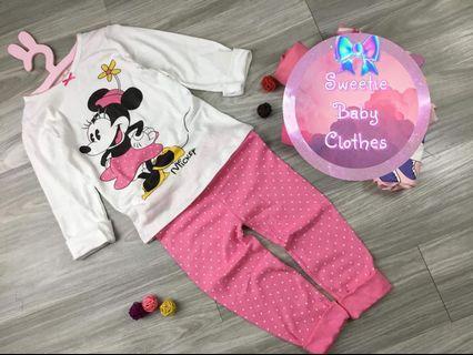 🚚 Big girl Mickey pyjamas