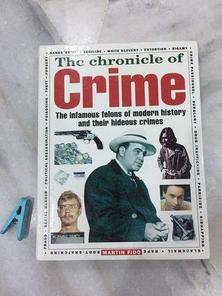 The Chronicle of Crime