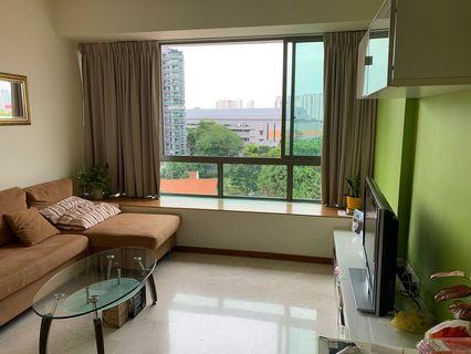 Newton Edge 1 Bedroom for Rent - Walk to MRT, Food Centre and United Square