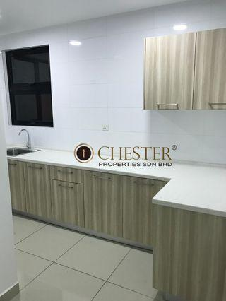 D'aman Residence @ Puchong For Rent, 3 Rooms, 2 Car park, Near LRT