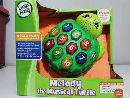 🚚 Leapfrog Melody the Musical Turtle