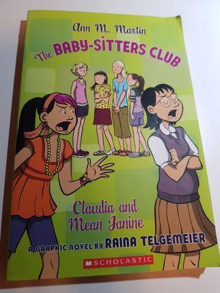 🚚 THE BABY-SITTERS CLUB: CLAUDIA AND MEAN JANINE