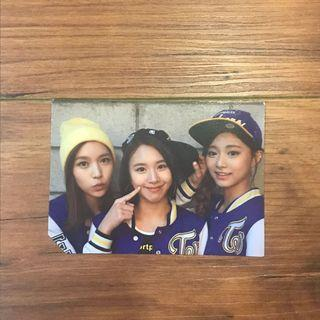[WTS] Twice page two michaetzu unit photocard