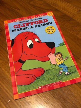 🚚 Clifford Makes a Friend