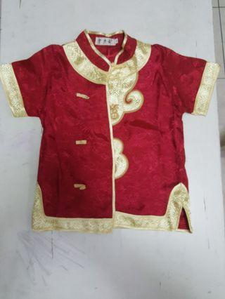 Chinese Cultural Wear Boys