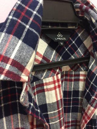 Cool Checkered shirt #CarousellFaster