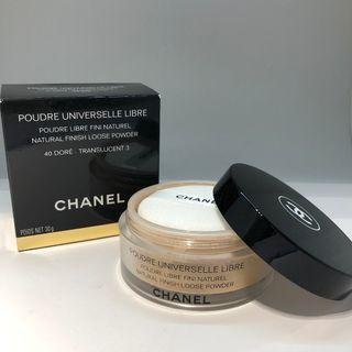 CHANEL - POUDRE UNIVERSELLE LIBRE (輕盈完美蜜粉) Color 40 - Dore 只有2 盒