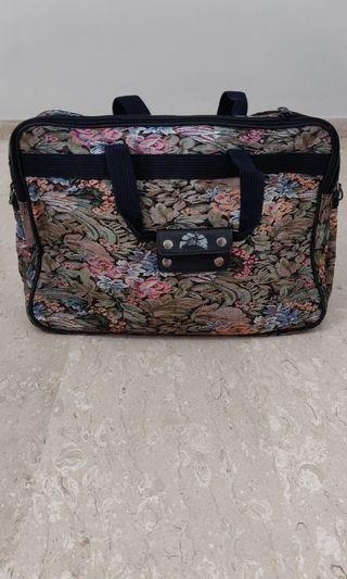 Travel hand carry luggage bag