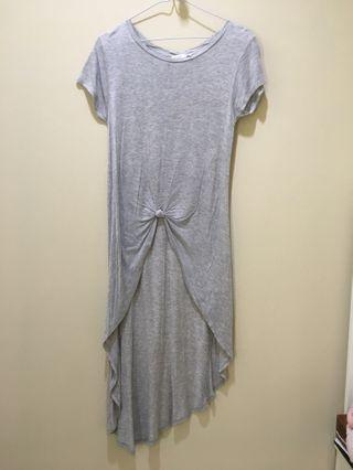Grey Top Zara #maugopay