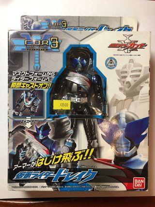 幪面超人 Drake - S.H.Figuarts Kamen Rider Drake