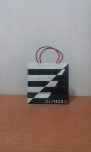 ORI Sephora Paper Bag