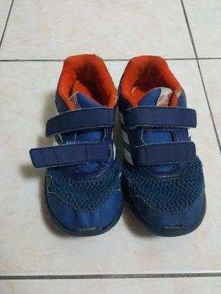 Adidas Eco Ortholite Blue Sport Shoes