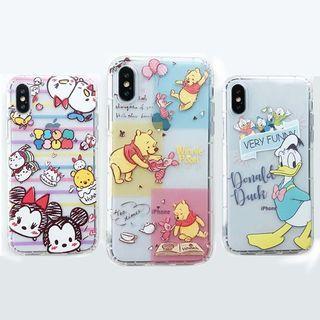 [ FREE NM ] Cute Tsum Tsum iPhone Casing
