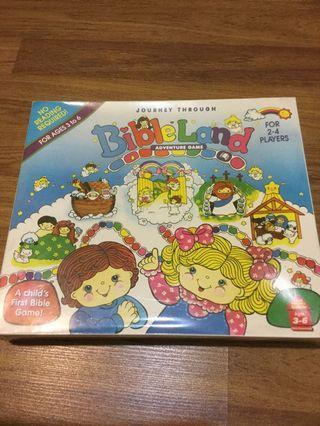 Bible children board game