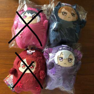 (All Sold) Idolish7 Warui Monster Parade Plush