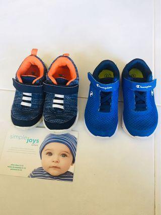 Toddler boy Shoes US 8 & US 9