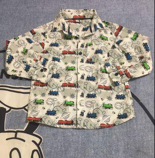 🚚 Boy Shirt 18-24mths