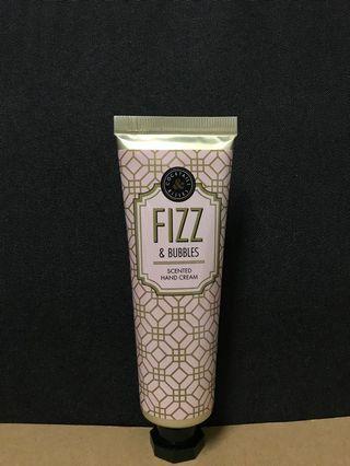 Mark & Spencer : Fizz & Bubbles scented Hand Cream #MGAG101