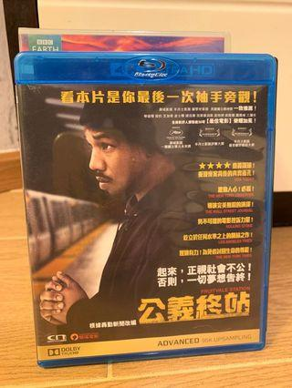 香港正版 公義終站 fruitvale station Blu-ray