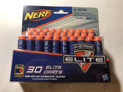 NERF N Strike Elite 30 Elite Darts Refill Pack