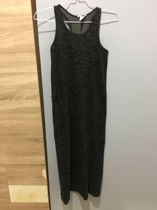 Long Dress H&M #maugopay