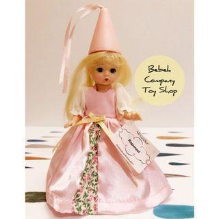 2003年 McDonalds Alexander rapunzel 長髮公主 亞歷山大娃娃 古董娃娃 眨眼娃娃 麥當勞