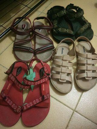 #maugopay Sepatu Sandal Mix