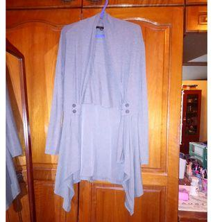 Grey long sleeve cardigan for sale. WEDNESDAY FLASH SALE NOW ON. PLEASE READ DESCRIPTION BELOW!