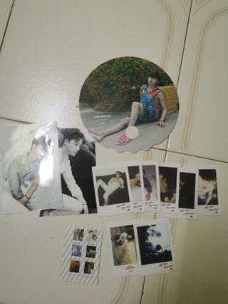 🚚 WTS KONY SUMMERTIME PHOTOCARD COLLECTION