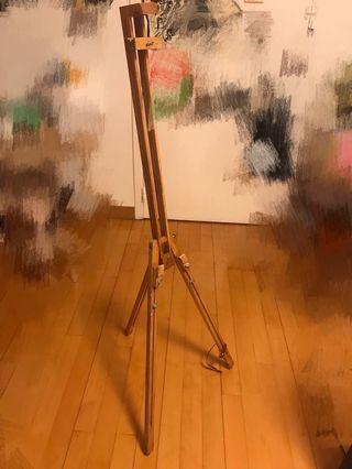 Wooden Easel Stand 木畫架