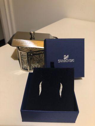 Swarovski Earring 耳環