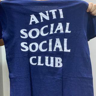 anti social social club streetwear
