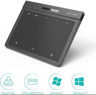 Jelly Comb Touchpad with Multi-Touch Navigation for Windows 7 and Windows 10 Computer PC
