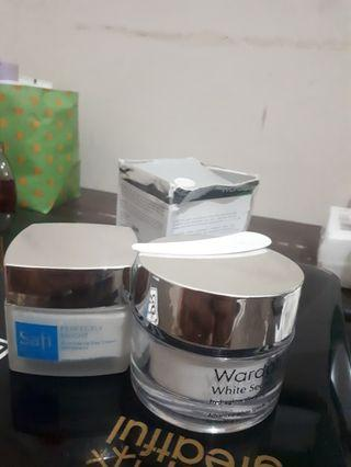 SLEEPING MASK WARDAH + DAY CREAM SAFI
