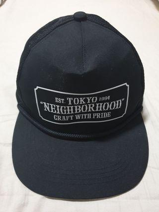 "NBHD Neighborhood Technical Apparel ""Bar & Shield"" Cap"