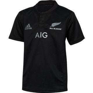 Official Adidas Climalite All Blacks Jersey (Size: 13-14Y)