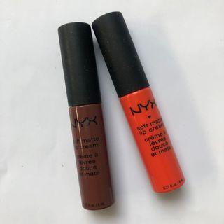NYX PROFESSIONAL MAKEUP Soft Matte Lip Cream Preloved #maugopay