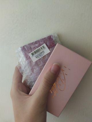 🚚 1028自我組藝拼裝裸盤 精巧版(粉櫻)、腮紅誘惑玫瑰(PK-02)
