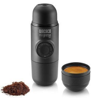 NEW: Minipresso Portable Expresso Machine