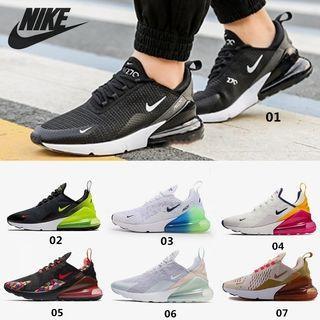 Nike Air Max 270 SE Flyknit Men Running Shoes Unisex Sneaker
